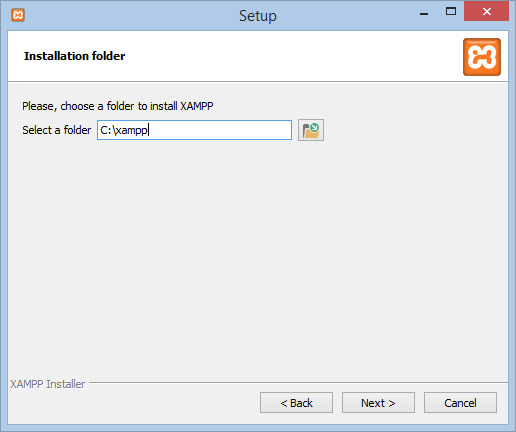 Install and use XAMPP to test websites