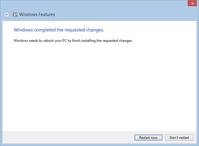 How to install Hyper-V on Windows 8.1