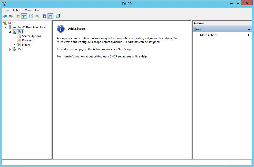how to setup dhcp server windows 10