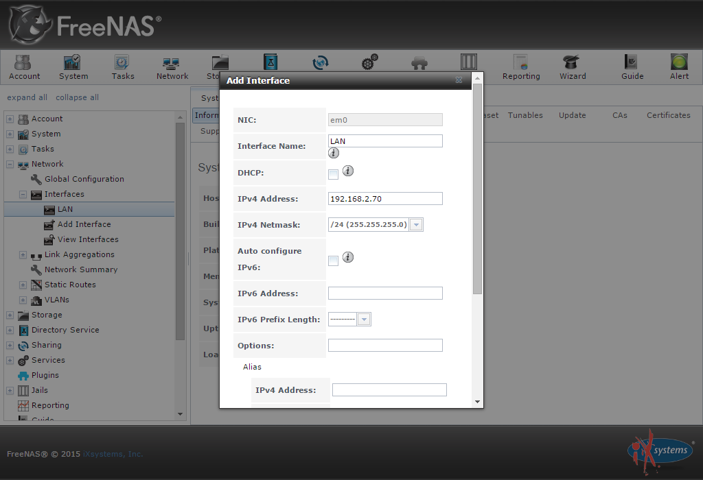 How to create a Windows share with FreeNAS | The Solving