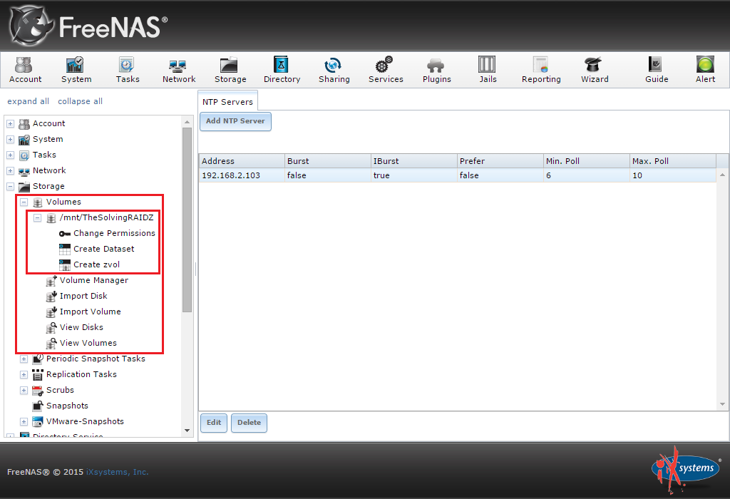 How to create a Windows share with FreeNAS