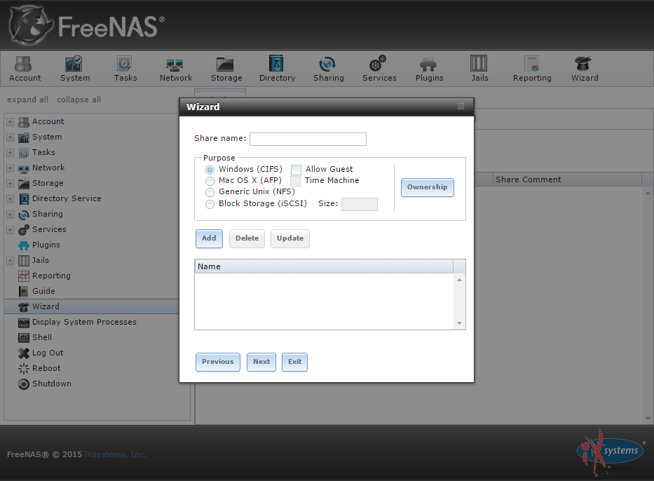 How to install FreeNAS to create your own NAS