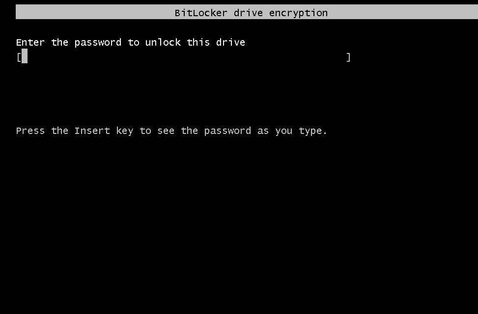 How to enable BitLocker on Windows Server 2012 R2