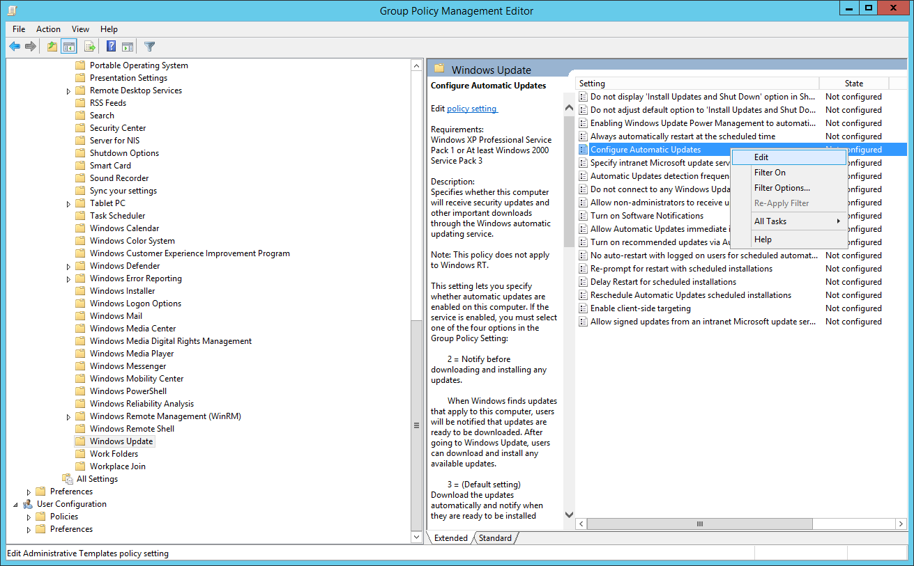How to install and configure Windows Server Update Services (WSUS)