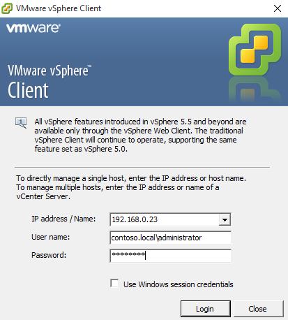 How to add an ESXi Host to Active Directory