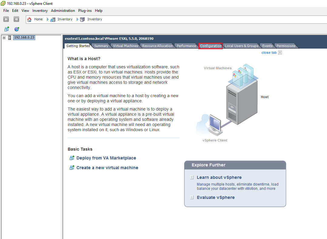How to configure virtual machines auto-start on VMware Esxi