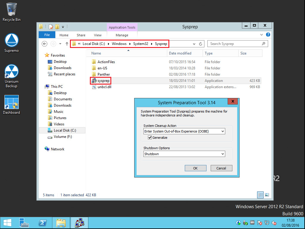 How to create a VM Template with Hyper-V | The Solving