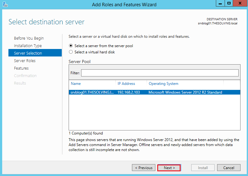 Configure a Radius server on Windows Server to authenticate Cisco
