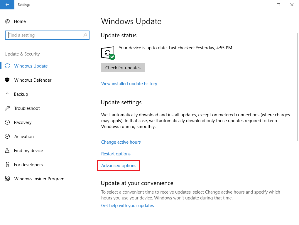 KB4074588 bug - windows updates