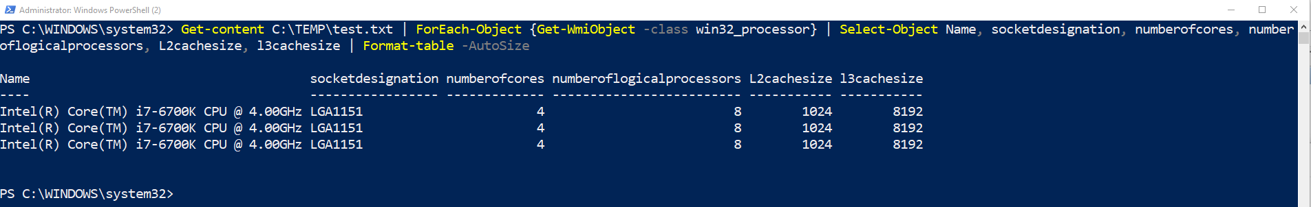 win32_processor expanded