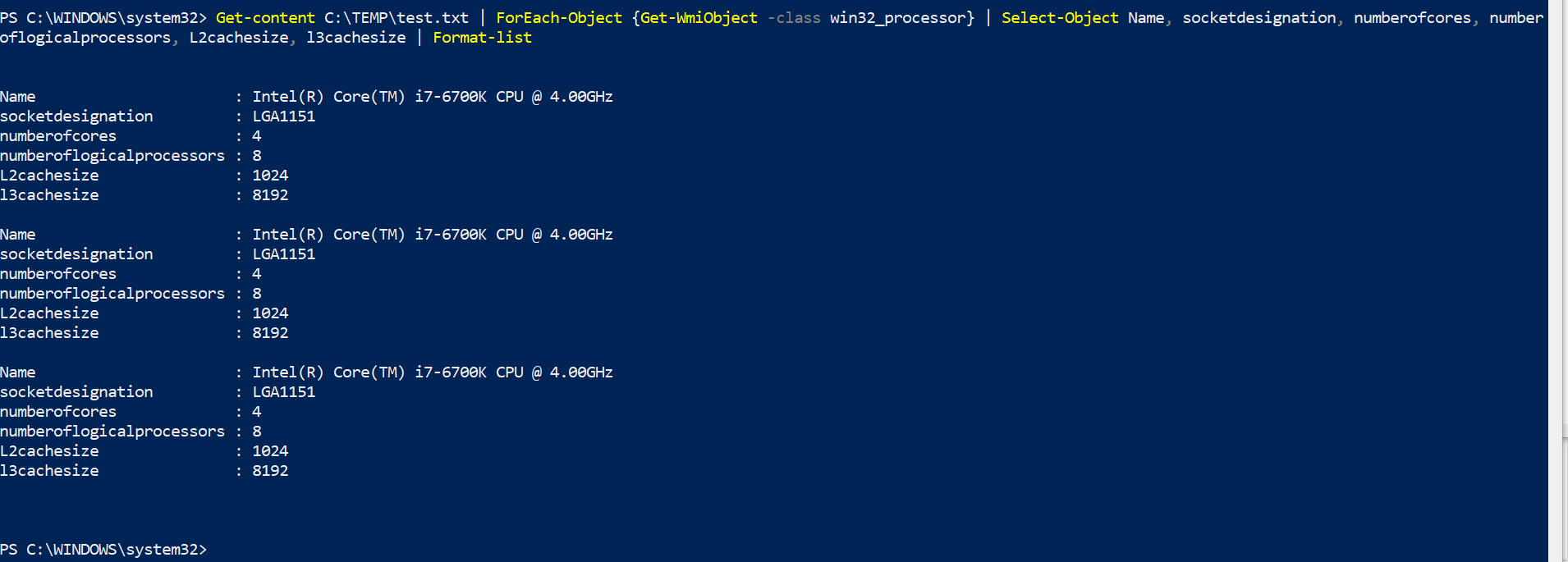 A Guide to PowerShell - part 2 | The Solving