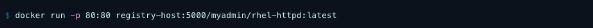 Deploy Docker